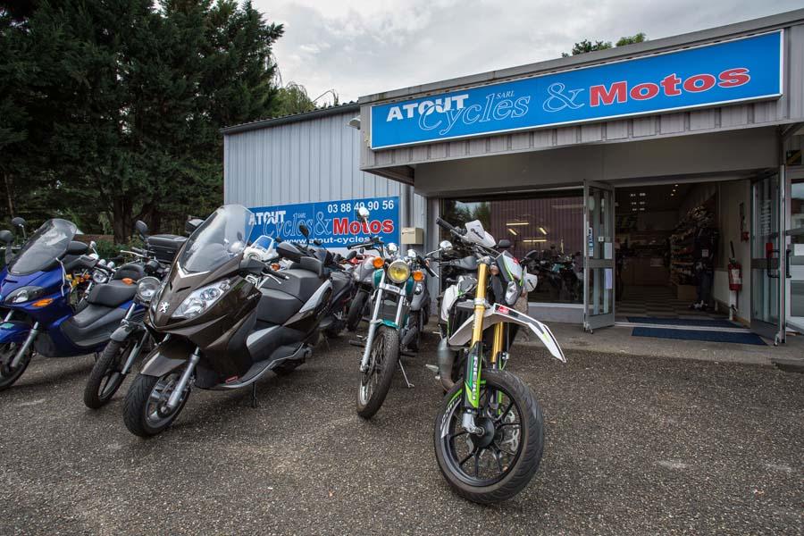 Occasions Atout Cycles Et Motos